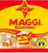 Maggi Star Stock Cubes 100 X 40g